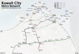 Metro Station Map In Dubai by Kuwait Metro Ridership Re Kuwait