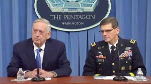 sec mattis press briefing from the pentagon april 11 2017