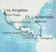 cruise from fort lauderdale to los angeles nov 21 dec 7 2018