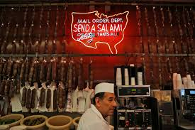 Mail Order Food Send A Salami U0027 Katz U0027s Deli To Offer Mail Order Food Service
