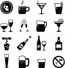 margarita icon drink icons black series stock vector art 165688393 istock