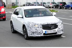 buick opel spied should buick sell an outback like regal wagon