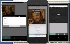 ionic inappbrowser tutorial adding native touches to your hybrid app dzone java