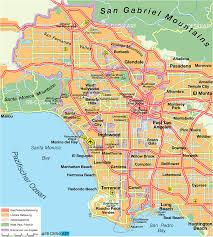 Cambria Ca Map Los Angeles California Map