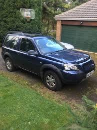 landrover freelander td4 spares or repair in cramlington