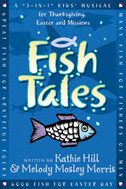 musical thanksgiving fish tales