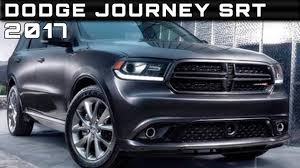 Dodge Journey Models - 2017 dodge journey srt review rendered price specs release date