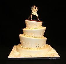 cool wedding cakes wedding cakes is peachy