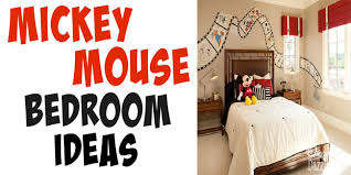 Mickey Mouse Room Decorations Mickey Room Ideas Design Dazzle