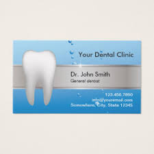 Dental Business Card Designs Dental Business Cards U0026 Templates Zazzle