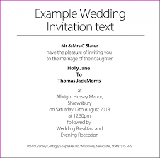 exles of wedding invitations charming wedding invitation exles formal pictures inspiration