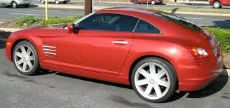 chrysler crossfire chrysler corp crossfire sport roadster and