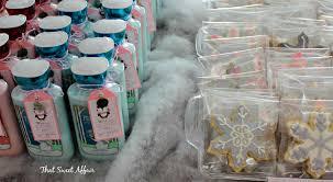 Winter Wonderland Baby Shower Winter Wonderland Baby Shower