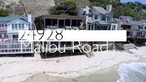 Beach House Malibu For Sale 24928 Malibu Rd Beach Home For Sale Youtube