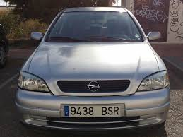 opel silver second hand opel astra auto for sale san javier murcia costa