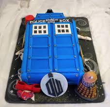 tardis cake topper tardis cake from doctor who liviroom decors