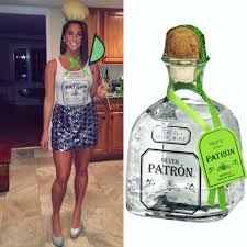 Bottle Halloween Costume Patrón Tequila Costume Halloween Costumes