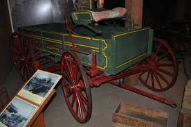this is a stagecoach museum in san diego u0027s old town now a state