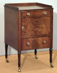 Antique Mahogany Bedside Cabinet Antique Nightstand Antique Night