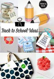 20 back to school ideas link features