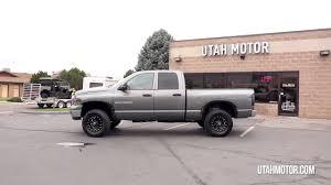 diesel jeep rollin coal 2005 dodge ram 2500 slt 5 9l cummins gray turbo diesel utah