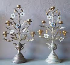 candelieri antichi candelabri moderni e antichi
