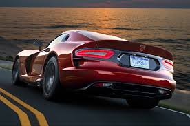 dodge supercar concept report dodge viper to say goodbye in 2017