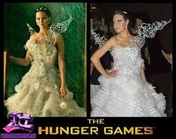 katniss everdeen wedding dress costume tamiyo s deviantart gallery