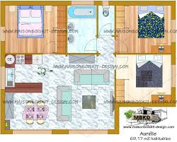 plan maison 3 chambre plan maison toit plat gratuit plan de maison moderne gratuit toit