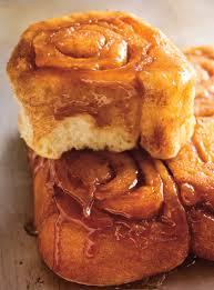 ricardo cuisine noel recette de brioches renversées au caramel de ricardo breads buns