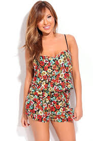 womens rompers and jumpsuits rompers dressed up