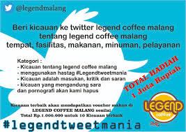 Legend Coffee Malang legend malang legendmalang