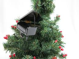 black grand piano ornament andy s