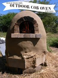 How To Build A Pizza Oven In Your Backyard Build Your Own 20 Outdoor Cob Oven Weekend Projects Homegrown