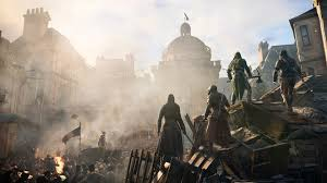 Assassin S Creed Black Flag Gameplay Assassin U0027s Creed Unity Gameplay Footage And Impressions U2014 Geektyrant