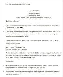 Resume Linkedin Url Best Administrative Resume 17 Free Word Pdf Documents Download