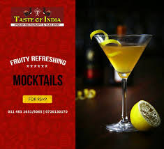 red martini restaurant taste of india bryanston home bryanston menu prices