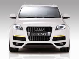 Audi Q7 2012 - 2011 je design audi q7 s line