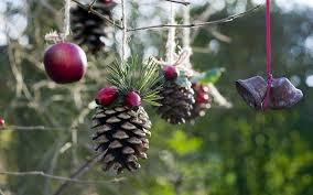 ornaments pine cone ornaments diy pine cone