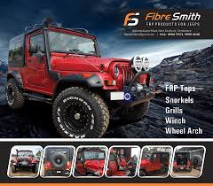 modified gypsy fibre smith jeep modification u0026 customisation product service