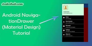 z index android relative layout android navigationdrawer androhubandrohub