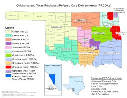 Oklahoma City Map Purchased Referred Care Programs U0026 Services