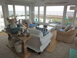 Decorating Ideas For A Sunroom Decorating A Sunroom Beach Style Sun Room Living Room Designs