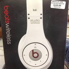 wireless studio headphones for sale beats by dre in original