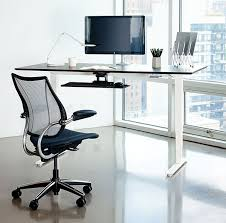 Stand Up Desk Office Humanscale Float Table Stand Up Desk Review