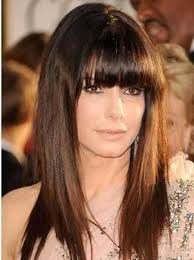 long hairstyles with bangs for women over 40 6 long hairstyles for women over 40
