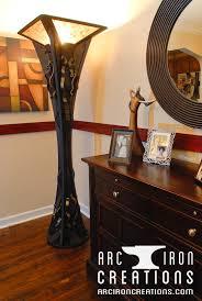 accent indoor arc iron creations