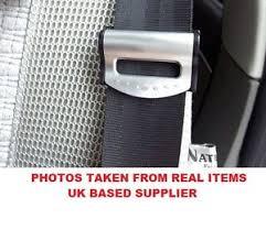 clip ceinture siege auto 2pcs argent siège auto sangle de ceinture tendeur stop boucle