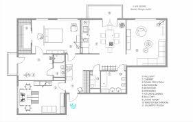 zspmed of apartment floor plan