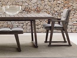table et chaise b b design exterieur banc table chaise jardin fausse berceuse teck